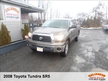 2008 Toyota Tundra for sale in Clinton, NY