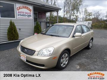 2008 Kia Optima for sale in Clinton, NY