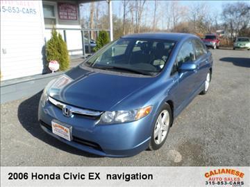 2006 Honda Civic for sale in Clinton, NY