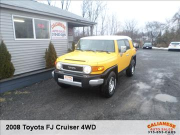 2008 Toyota FJ Cruiser for sale in Clinton, NY