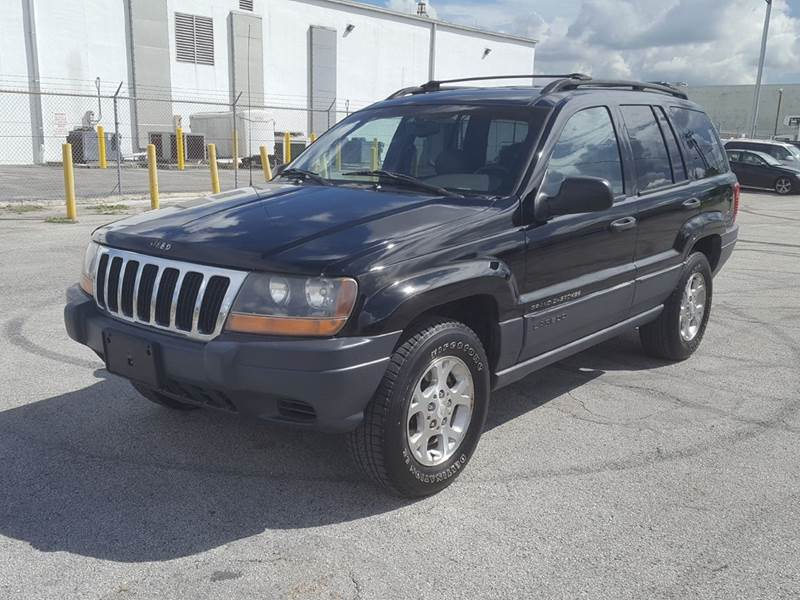 2000 jeep grand cherokee laredo 4dr suv in miami fl citgo auto sales. Cars Review. Best American Auto & Cars Review
