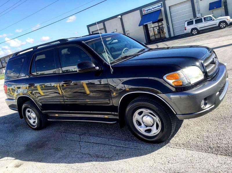 2003 toyota sequoia sr5 4dr suv in miami fl citgo auto sales. Black Bedroom Furniture Sets. Home Design Ideas