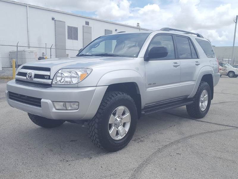 2005 toyota 4runner sr5 4wd 4dr suv in miami fl citgo auto sales. Black Bedroom Furniture Sets. Home Design Ideas