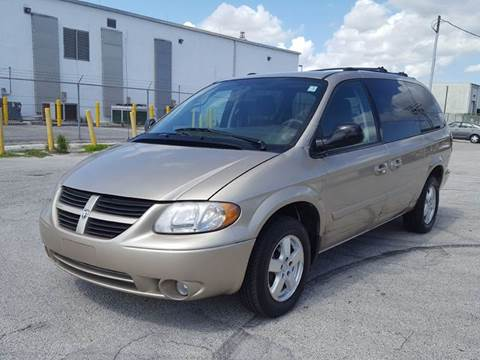 2005 Dodge Grand Caravan for sale in Miami, FL