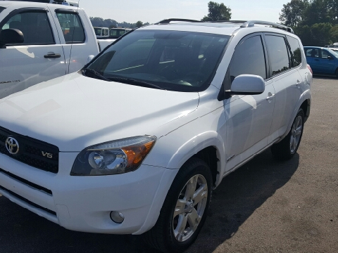 2007 Toyota RAV4 for sale in Troy, TN
