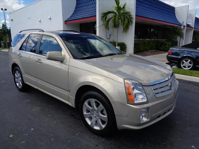 2007 Cadillac SRX for sale in MARGATE FL