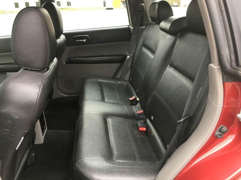 2004 Subaru Forester AWD 4dr XT Turbo Wagon - Carmel NY
