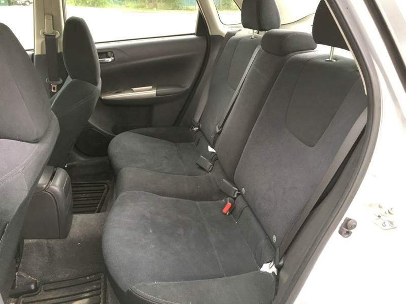 2008 Subaru Impreza 2.5i AWD 4dr Sedan 5M - Carmel NY