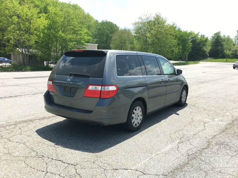 2007 Honda Odyssey LX 4dr Mini Van - Carmel NY
