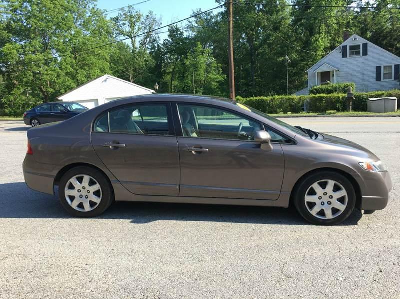 2011 Honda Civic LX 4dr Sedan 5A - Carmel NY