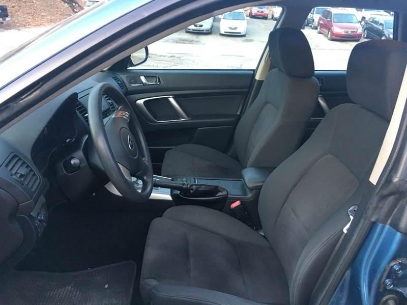 2009 Subaru Outback AWD 2.5i Special Edition 4dr Wagon 4A - Carmel NY