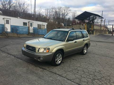 Subaru Forester For Sale New York