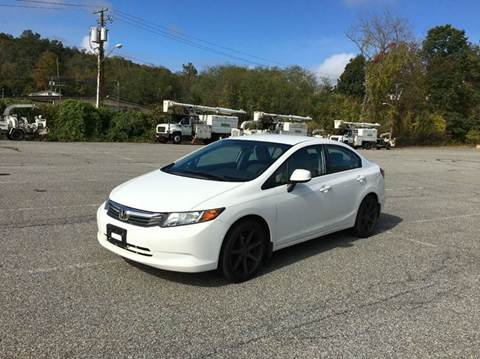 2012 Honda Civic for sale in Carmel, NY