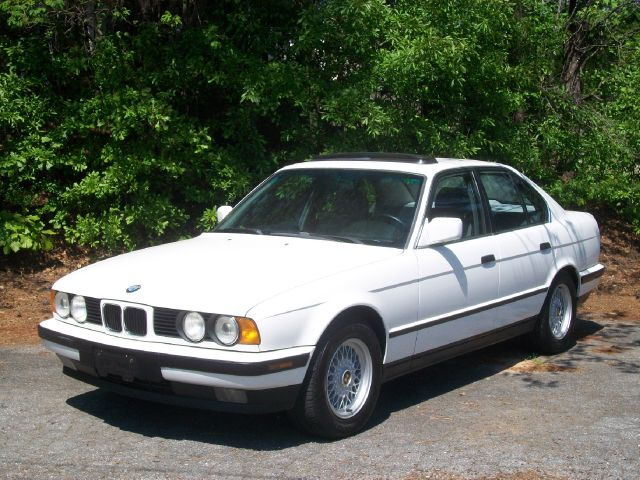 used 1990 bmw 5 series for sale 10 w lee rd taylors sc. Black Bedroom Furniture Sets. Home Design Ideas