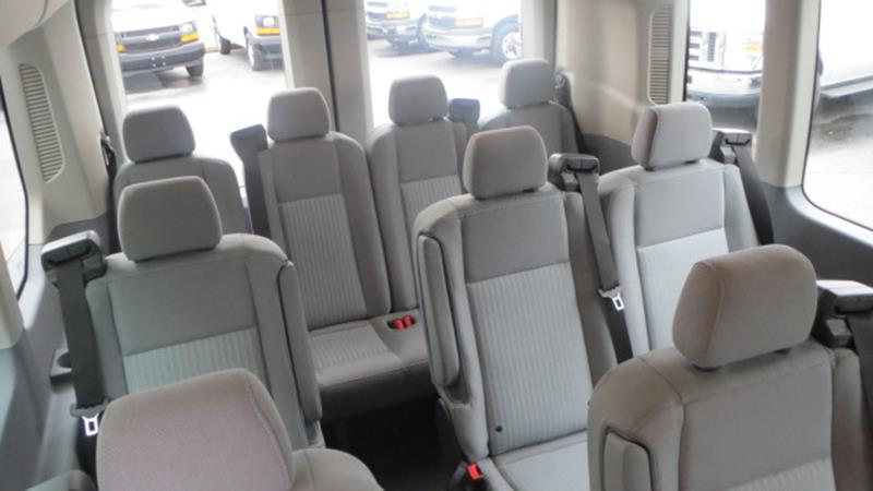 2018 ford transit passenger medium roof 15 passenger van - Ford transit 12 passenger van interior ...