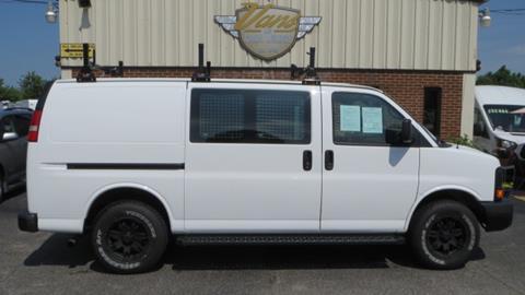 Chevrolet express cargo for sale in chesapeake va for Liberty motors chesapeake va