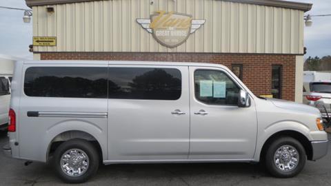 2016 Nissan NV Passenger for sale in Chesapeake, VA