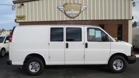 2013 Chevrolet Express Cargo for sale in Chesapeake, VA