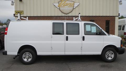 2015 Chevrolet Express Cargo for sale in Chesapeake, VA
