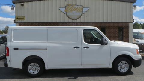 2016 Nissan NV Cargo for sale in Chesapeake, VA