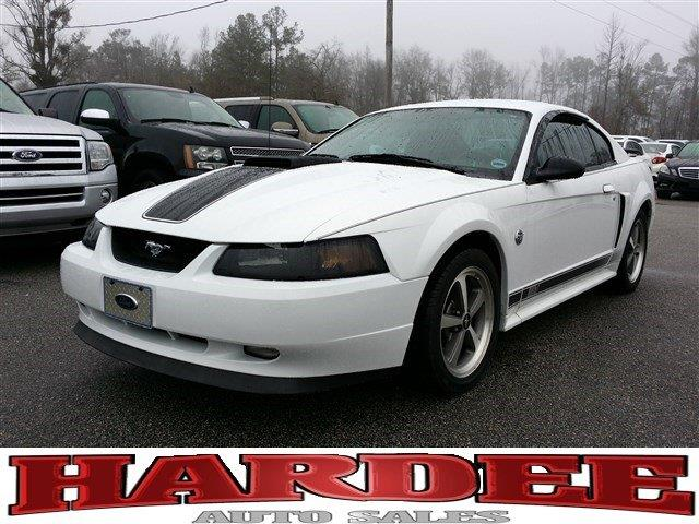 used 2004 ford mustang mach 1 premium in conway sc at hardee auto sales. Black Bedroom Furniture Sets. Home Design Ideas