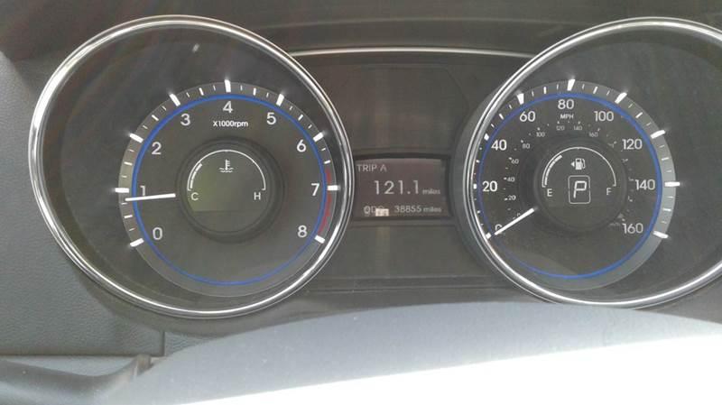 2014 Hyundai Sonata GLS 4dr Sedan - East Bridgewater MA
