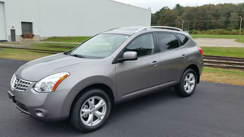 2009 nissan rogue awd sl crossover 4dr in east bridgewater. Black Bedroom Furniture Sets. Home Design Ideas