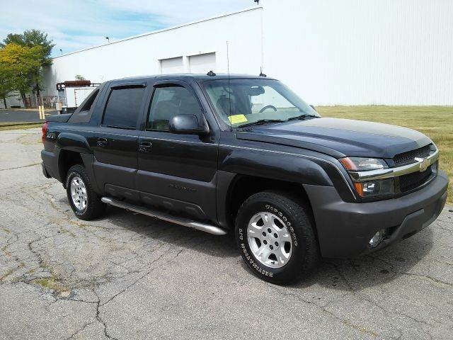 2003 chevrolet avalanche 1500 4dr crew cab 4wd in east bridgewater ma route 106 motors. Black Bedroom Furniture Sets. Home Design Ideas