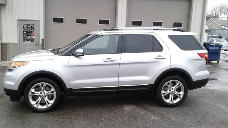 2015 Ford Explorer AWD Limited 4dr SUV - East Bridgewater MA