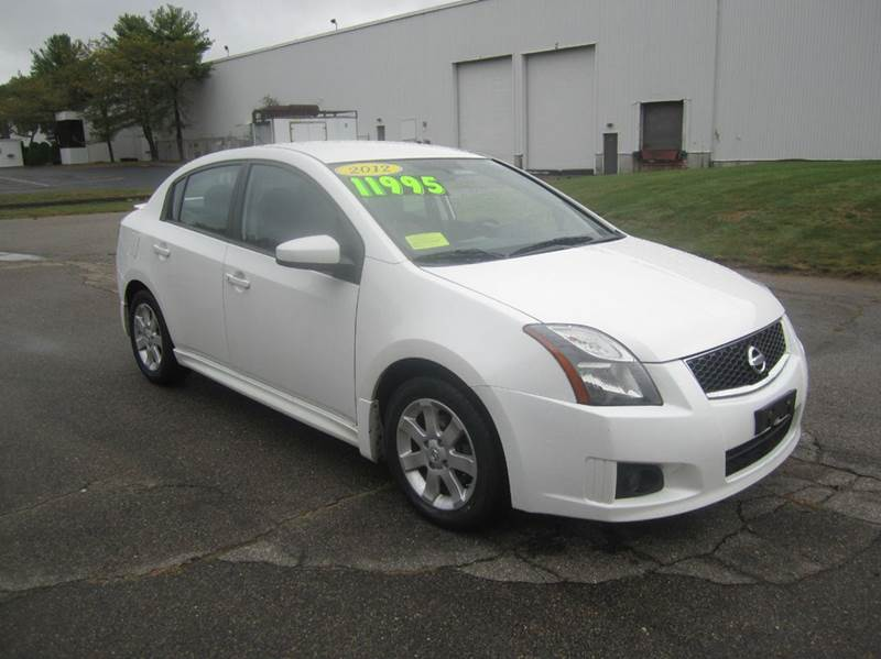 2012 nissan sentra 2 0 sr 4dr sedan in east bridgewater ma route 106 motors. Black Bedroom Furniture Sets. Home Design Ideas