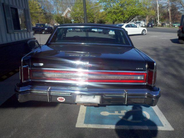 1975 Lincoln Continental In East Bridgewater Ma Route