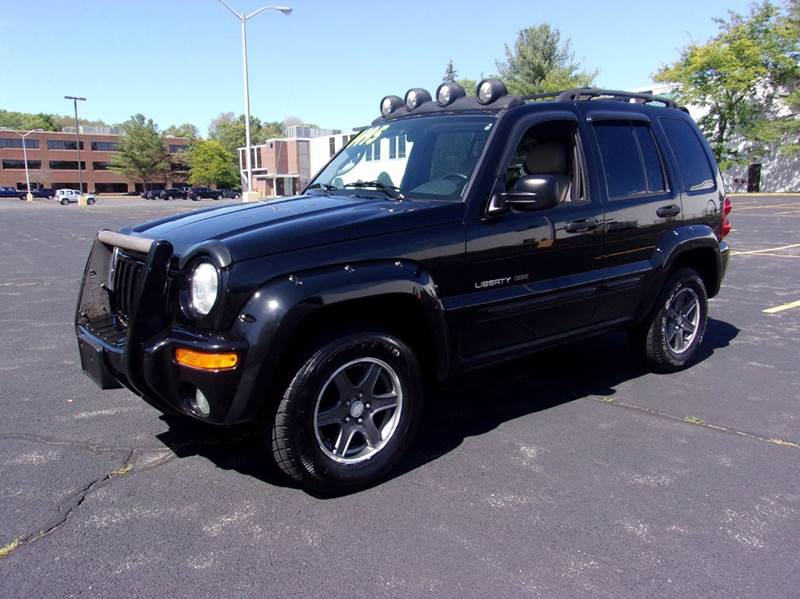 Island Towing Maui  2003 Jeep Liberty Tow Package