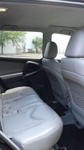 2009 Toyota RAV4 4x4 Limited 4dr SUV V6 - East Bridgewater MA