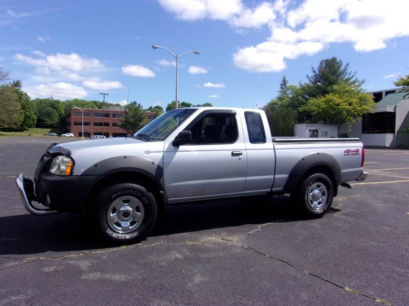 2003 nissan frontier 2dr king cab xe v6 4wd sb in east. Black Bedroom Furniture Sets. Home Design Ideas