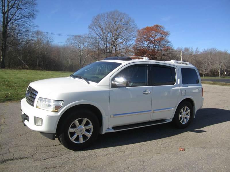 2005 Infiniti Qx56 4WD 4dr SUV In East Bridgewater MA