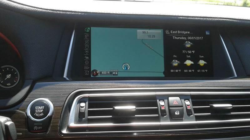 2015 BMW 7 Series AWD 740Li xDrive 4dr Sedan - East Bridgewater MA