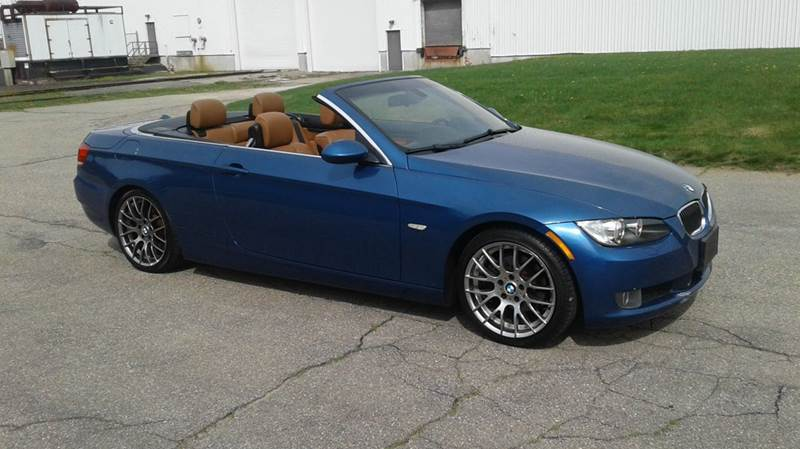 Bmw Series I Dr Convertible In East Bridgewater MA - Bmw 328i convertible 2007