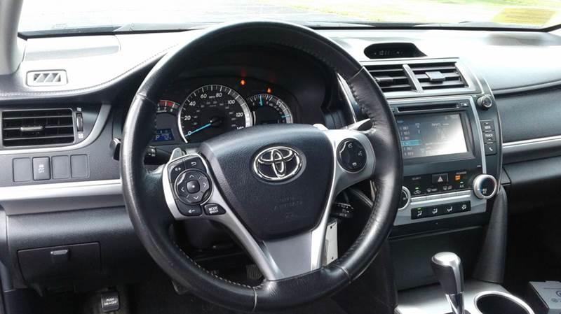 2014 Toyota Camry SE Sport 4dr Sedan - East Bridgewater MA