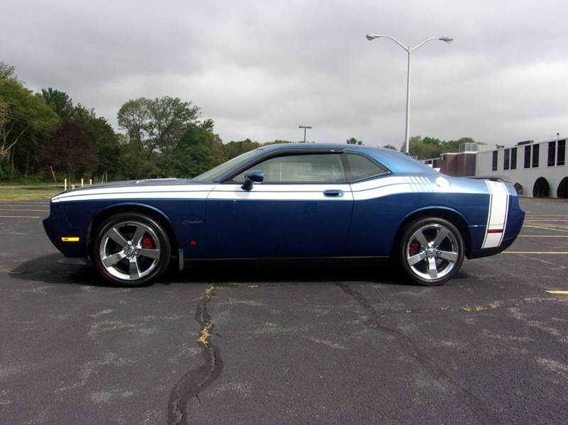 2010 Dodge Challenger Se 2dr Coupe In East Bridgewater Ma