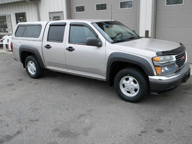 2004 gmc canyon 4dr crew cab z85 sle rwd sb in east bridgewater ma route 106 motors. Black Bedroom Furniture Sets. Home Design Ideas