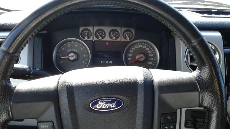 2009 Ford F-150 4x4 FX4 4dr SuperCrew Styleside 6.5 ft. SB - East Bridgewater MA