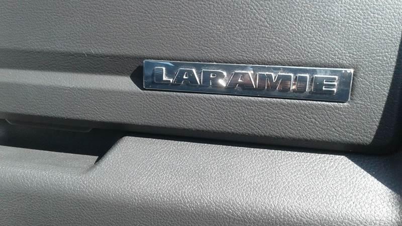 2011 RAM Ram Pickup 1500 4x4 Laramie 4dr Quad Cab 6.3 ft. SB Pickup - East Bridgewater MA