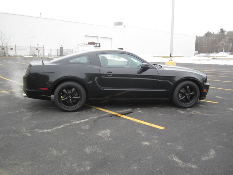 2014 Ford Mustang V6 2dr Coupe In East Bridgewater Ma