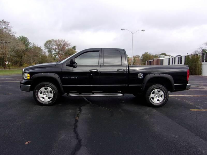 2005 dodge ram pickup 1500 4dr quad cab slt 4wd sb in east. Black Bedroom Furniture Sets. Home Design Ideas