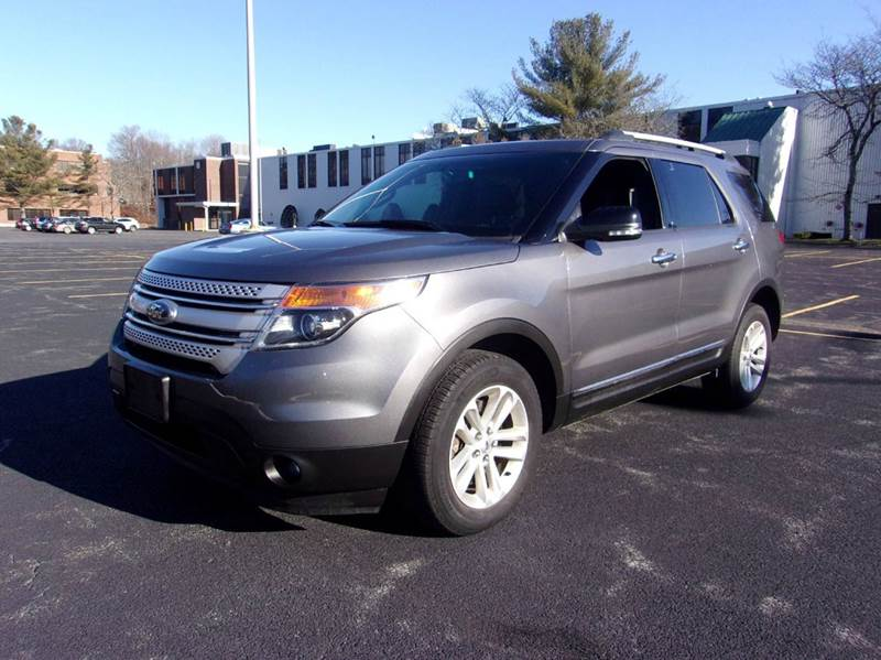 2014 ford explorer awd xlt 4dr suv in east bridgewater ma route 106 motors. Black Bedroom Furniture Sets. Home Design Ideas