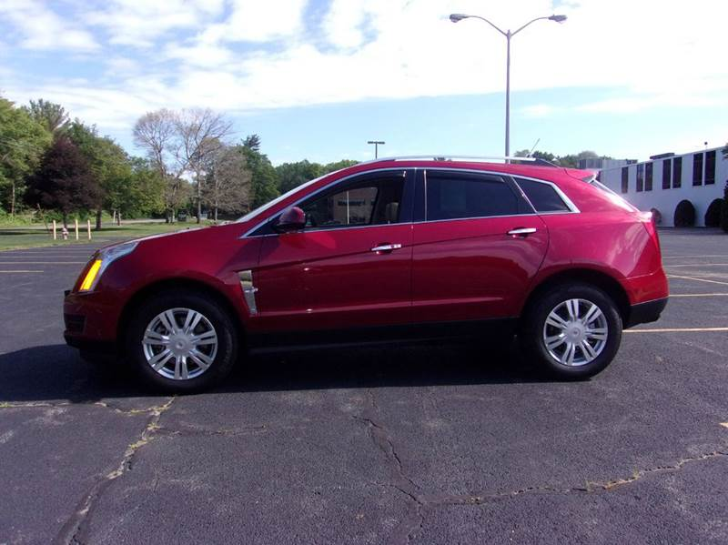 2012 cadillac srx luxury collection 4dr suv in east bridgewater ma route 106 motors. Black Bedroom Furniture Sets. Home Design Ideas
