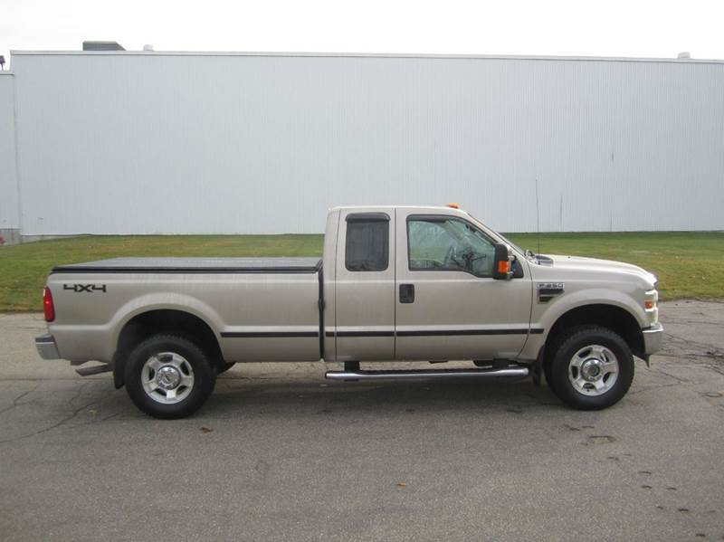 2009 ford f 250 super duty 4x4 xlt 4dr supercab 8 ft lb pickup in east bridgewater ma route. Black Bedroom Furniture Sets. Home Design Ideas