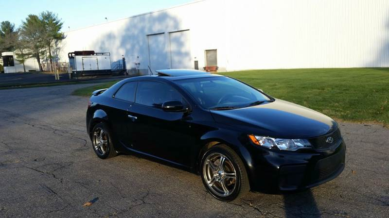 2011 kia forte koup ex 2dr coupe 6a in east bridgewater ma. Black Bedroom Furniture Sets. Home Design Ideas