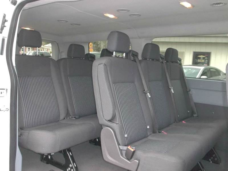 2015 Ford Transit Wagon 150 Xlt 3dr Swb Low Roof Passenger