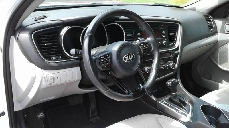2014 Kia Optima EX 4dr Sedan - East Bridgewater MA